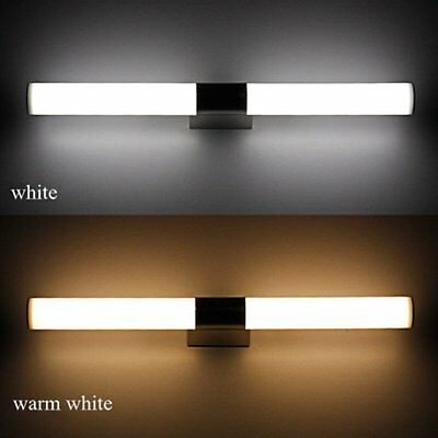 Modern 12W Bathroom Cabinet Lights Wall LED Make-up Lighting Cabinet Mirror Lamp