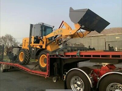 Brand New Mountain Raise Wheel Loader MR933