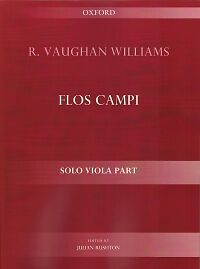 VAUGHAN WILLIAMS FLOS CAMPI Solo Viola part