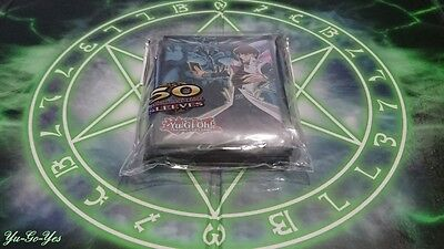YuGiOh Seto Kaiba & Obelisk The Tormentor Official Konami Card Sleeves