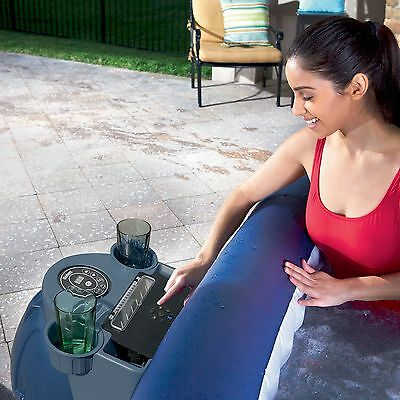 Bestway Lay-Z-Spa Bluetooth Entertainment Station for Inflatable Hot Tubs