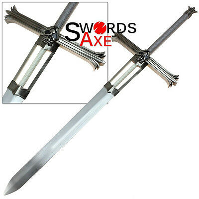 Japanese Anime Replica Sword Released Claymore Longsword Scottish Cosplay