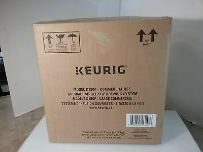 Keurig K150 Commercial Household Brewing System for Coffee