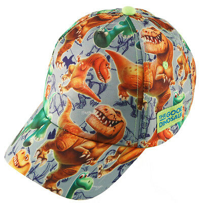 Disney Pixar The Good Dinosaur Cotton Baseball Cap, Multi, Toddler Boys, Age 2-4