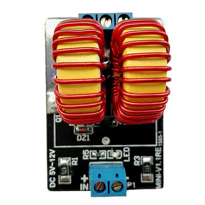 ZVS induction heating power supply tesla Jacob's ladder + Heater coil H8Z5