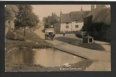 Sibford Gower - real photographic postcards