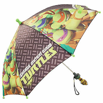 Nickelodeon Teenage Mutant Ninja Turtle Character Umbrella, Little Boys, Age 2-7