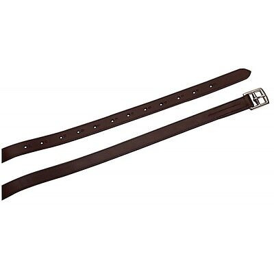 C.S.O Stirrup Leathers Top Quality Cow Leather Stainless Steel Fitting 202089002