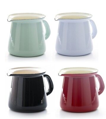 Dexam Vintage Home Small Milk Jug - Sage Green/ Claret/ Black/ Dove Grey