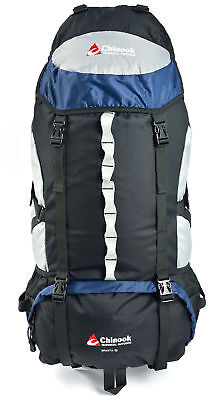 Chinook Shasta 75L Expedition Pack -Blue