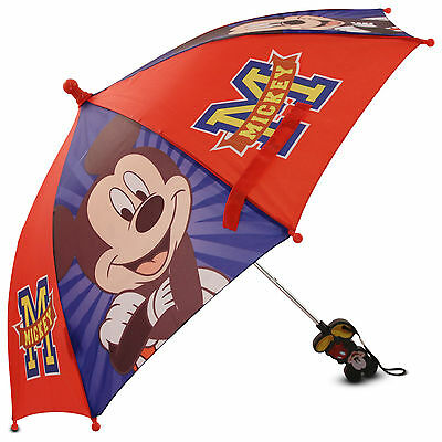 Disney Mickey Mouse Character Umbrella, Little Boys, Age 2-7