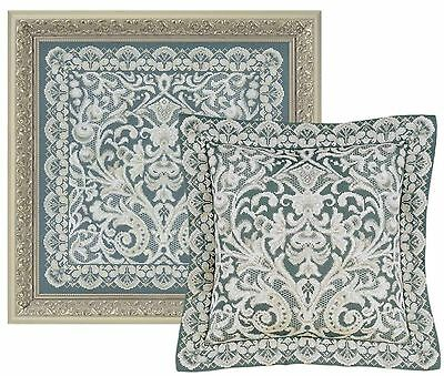 Riolis  1600  Counted  Cross Stitch  Kit  Cushion/pannel Viennese Lace