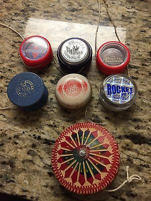 Vintage Yoyo's Duncan, Klutz,yomega, Disney And Marvel