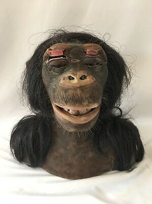 Sharper Image Alive The Chimp Animatronic Chimpanzee WW258 - Missing Remote