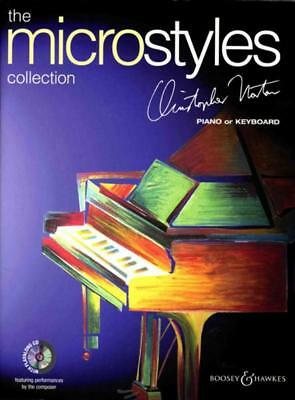 Microstyles Collection 1 - 4 Piano Book & Cd