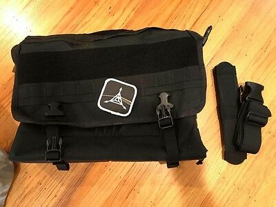 Brand New TAD Gear Dispatch Bag Triple Aught Design With Patch