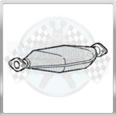 (R103) Approved Catalytic Converter for Mitsubishi Outlander 2.4 (01/04-06/05)