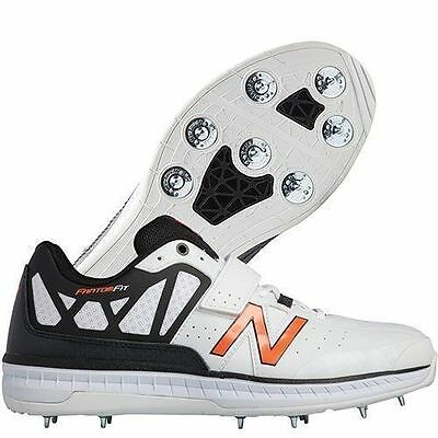 NB CK4050 D1Steel Spikes (7 Front + 4 Back) Cricket Shoes + AU Stock + Free Ship