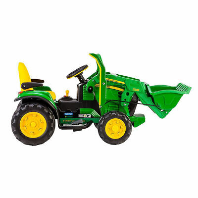 John Deere 12V Electric Ride On Loader Tractor/Toy/Kids/Children/Digger/Farm/Car