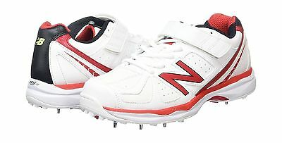 NB CK4040R2 Steel Spikes (7 Front + 4 Back) Cricket Shoes + AU Stock + Free Ship