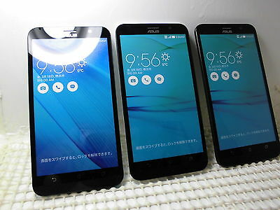 Asus Zenfone GO ZB551KL Non-working Display Phone 3 color set