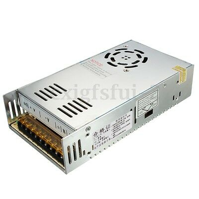 400W 11A 36V AC to DC Single Output Switching Power Supply SMPS S-400-36 For LED