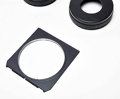 3# Lens board with extention tube for Linhof Technika 4x5 Camera Accessory New