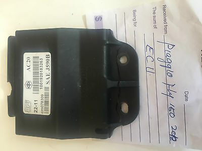 Piaggio Fly 150 Ie Ecu Has  Break   2012