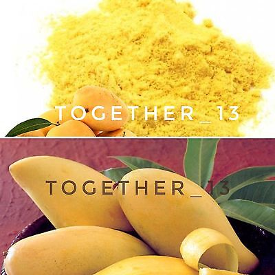 MAHA CHANOK MANGOES 100% NATURAL POWDER 100 Kg OR BIG LOT FOR INGREDIENTS FOOD