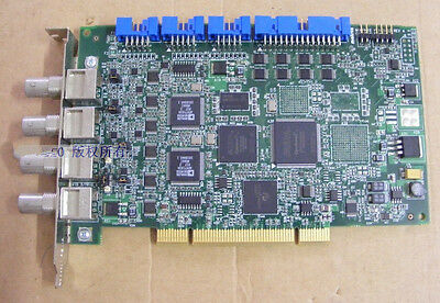 1PC Used MATROX Morphis Y7142_03 MOR/2VD image acquisition card