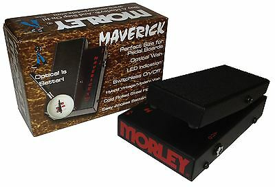 Morley MSW Maverick Mini Switchless Wah Pedal