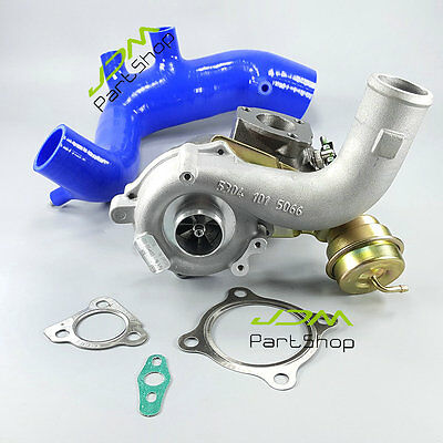 Silicone Inlet Air Intake Hose Pipe + K04-001 Turbo for VW Golf MK4 Audi TT 1.8T