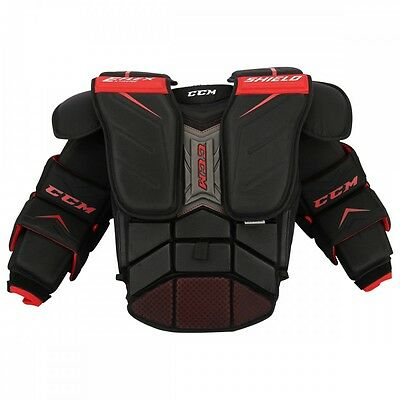 CCM EXTREME FLEX SHIELD PRO Goalie Chest & Arm Protector size Senior Hokejam.lv