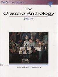 ORATORIO ANTHOLOGY Soprano