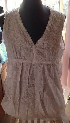 BNWT Ladies MILLER'S Cotton Nightie SIZE 12/14