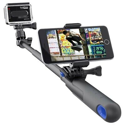 "SP Gadgets REMOTE Pole (40"") + SMART Phone Mount BUNDLE for GoPro HERO cameras"