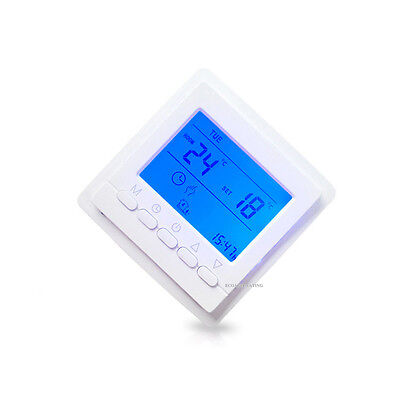 Salus Controls Choice Of Digital Lcd Electronic Central Heating Room Thermostats