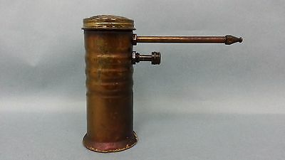 Vintage Brass Eagle # 66 Machinist Trigger Squirt Oil Can