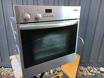 Miele 60cm Oven - H318-1B Stainless
