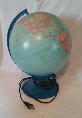 Vintage Light Up SCAN GLOBE A/S GB Edition