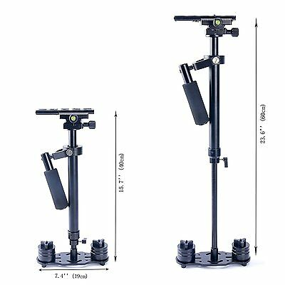 Handheld Video Stabilizer Steadycam Steadicam Camcorder DSLR Camera DV -BM