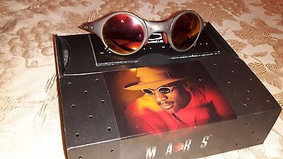 Oakley Mars Red Irridum Michael Jordan