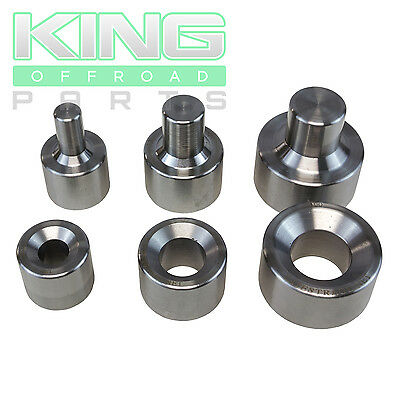 "DIMPLE DIE SET,  1/2"", 3/4"" and 1"" DIES"