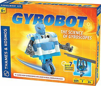 Gyrobot: The Science of Gyroscopes