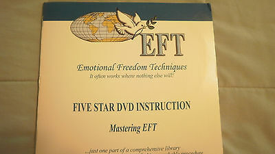 Using EFT for Five star DVD Instructions Mastering Emotional Freedom DVD Course
