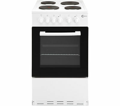 FLAVEL FSBE50W 50 cm Electric Cooker White