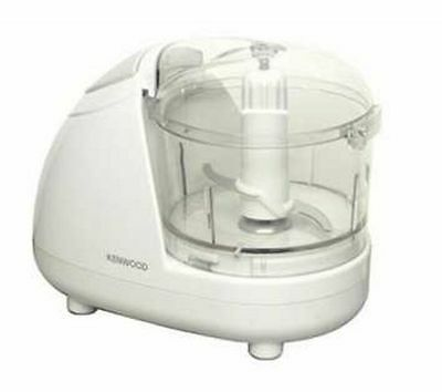 Kenwood CH180 Mini Chopper 300W 2 Speed 0.35 litres Capacity One-Touch Button