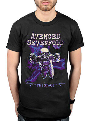 Official Avenged Sevenfold Polarised Astronaut T-shirt Unisex The Stage Album Fa
