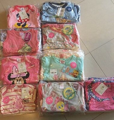 Bulk lot of Disney Baby / toddlers Set in Brand new condition