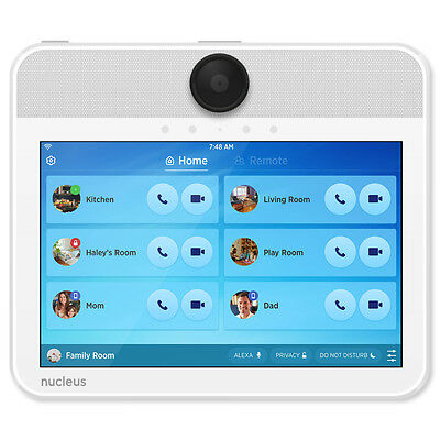 Nucleus Anywhere Intercom, White (N1001R31 WHITE)